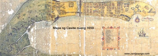 Cavite nuong 1659
